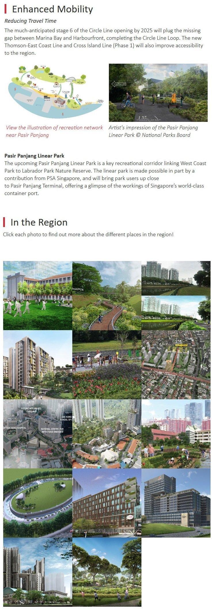 URA Master Plan - Central Region