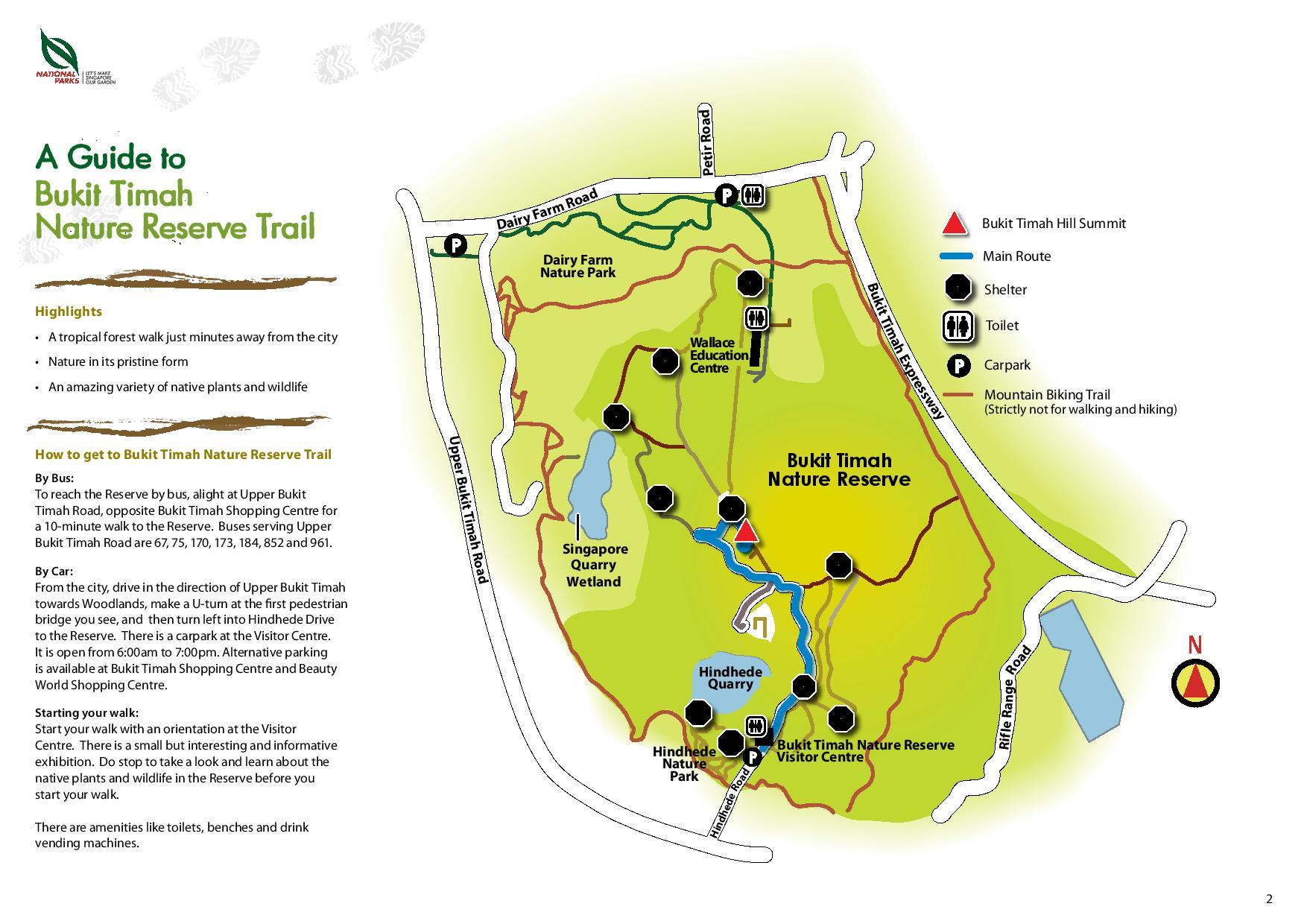 Bukit Timah Nature Reserve 10
